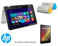 win an HP laptop or PC