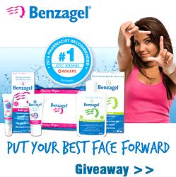 Benzagel Canada Contest,