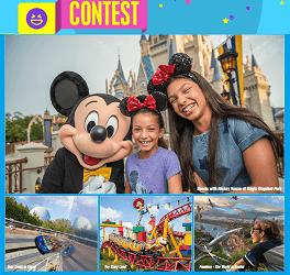 DisneyChannel ca Contest: Win Trip to Disney World, Orlando or