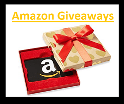 Amazon.ca Contests: Win Amazon Gift Cards