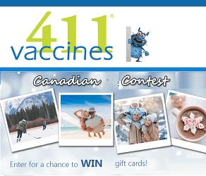 new Vaccines411.ca Contests