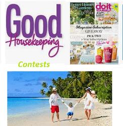 GoodHousekeeping.com Sweepstakes Giveaways
