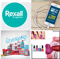 Rexall Contests for Canada -   Facebook & Instagram Giveaways
