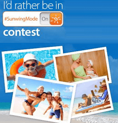 Sunwing.ca Vacations Contests for Canada