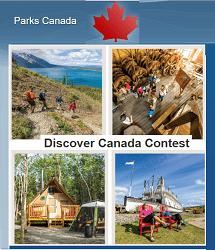 Parks Canada Contest: Win Discover Canada Family Vacation to Yukon
