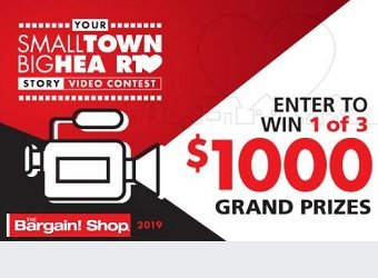 Red Apple Stores Canada Contests , Giveaway