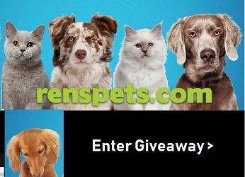 Ren's Pets Depot contests for Canada Giveaways
