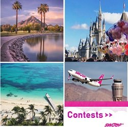 Swoop Airlines Contests for Canada at .Flyswoop.com