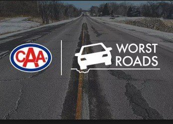 CAA Club Contests worst roads