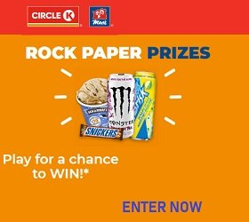 Mac's & Circle K rock Paper Prizes