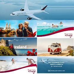 AirCanada.com contests
