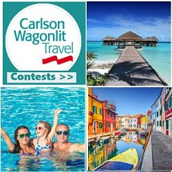 Carlson Wagonlit Travel Contests