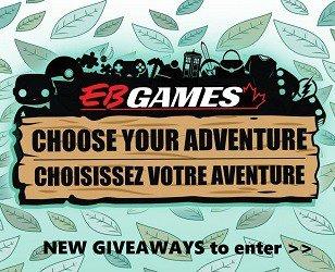 EB Games Canada Contests